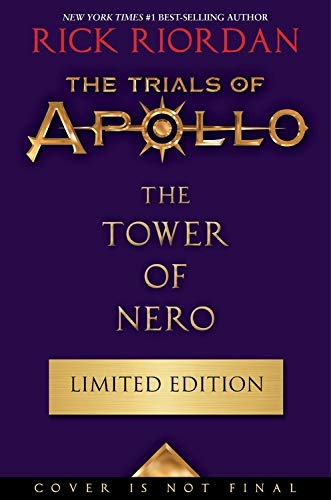 The Tower of Nero by Rick Riordan