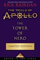 Riordan, Rick |  Tower of Nero, The (The Trials of Apollo) | Signed Limited Edition Book