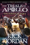 Riordan, Rick | Tower of Nero, The | Signed UK First Edition Book