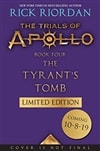 Riordan, Rick |  The Tyrant's Tomb (The Trials of Apollo) | Signed Limited Edition Book