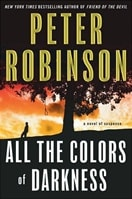 All the Colors of Darkness | Robinson, Peter | Signed First Edition Book