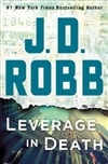 Leverage in Death | Robb, J.D (Roberts, Nora) | Signed First Edition Book