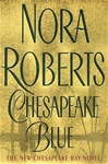 Roberts, Nora - Chesapeake Blue (First Edition)