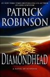 Robinson, Patrick - Diamondhead (Signed First Edition)