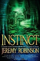 Instinct | Robinson, Jeremy | Signed First Edition Book