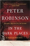 Robinson, Peter | In the Dark Places | Signed First Edition Book