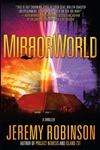 MirrorWorld | Robinson, Jeremy | Signed First Edition Book