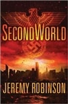 Secondworld | Robinson, Jeremy | Signed First Edition Book