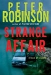 Strange Affair | Robinson, Peter | Signed First Edition Book