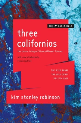 Three Californias by Kim Stanley Robinson
