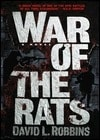 War of the Rats | Robbins, David L. | Signed First Edition Book