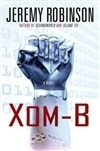 XOM-B | Robinson, Jeremy | Signed First Edition Book