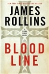 Bloodline | Rollins, James | Signed First Edition Book
