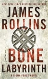 Bone Labyrinth, The | Rollins, James | Signed First Edition Book