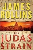 Judas Strain, The | Rollins, James | Signed First Edition Book