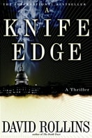 Knife Edge | Rollins, David | Signed First Edition Book