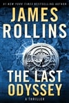 The Last Odyssey by James Rollins | Signed First Edition Book