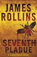 Seventh Plague, The | Rollins, James | Signed First Edition Book