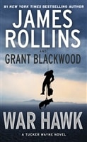 War Hawk | Rollins, James & Blackwood, Grant | Double-Signed 1st Edition