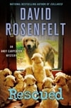 Rescued | Rosenfelt, David | Signed First Edition Book