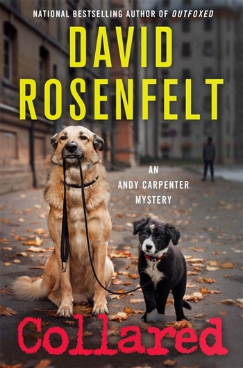 Collared by David Rosenfelt