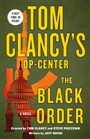 Tom Clancy's Op-Center: The Black Order by Jeff Rovin