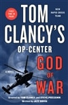 Rovin, Jeff | Tom Clancy's Op-Center: God of War | Signed First Edition Trade Paper Book