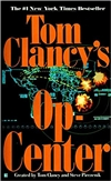 Rovin, Jeff | Tom Clancy's Op-Center | Signed First Edition Trade Paper Copy