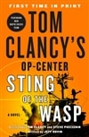 Rovin, Jeff | Tom Clancy's Op-Center: Sting of the Wasp | Signed First Edition Trade Paper Copy