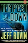 Rovin, Jeff | Tom Clancy's Op-Center: Tempest Down | Signed First Edition Trade Paper Copy