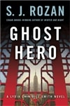 Ghost Hero | Rozan, S.J. | Signed First Edition Book