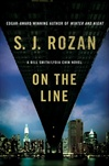 On the Line | Rozan, S.J. | Signed First Edition Book