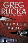 Private Wars | Rucka, Greg | Signed First Edition Book