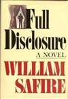 Full Disclosure | Safire, William | Signed First Edition Book