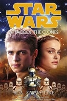 Star Wars: Attack of the Clones | Salvatore, R.A. | First Edition Book