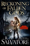 Salvatore, R.A. | Reckoning of Fallen Gods | Signed First Edition Copy