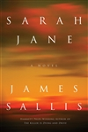 Sallis, James | Sarah Jane | Signed First Edition Copy