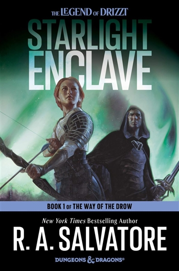 Starlight Enclave by R.A. Salvatore