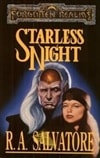Forgotten-Realms: Starless Night by R.A. Salvatore (Signed First Edition)