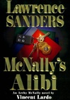 Lardo, Vincent (for Lawrence Sanders) - McNally's Alibi (First Edition)