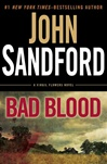 Bad Blood | Sandford, John | Signed First Edition Book