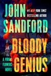 Sandford, John | Bloody Genius | Signed First Edition Copy