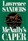 Sanders, Lawrence | McNally's Caper | Signed First Edition Book