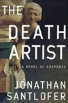 Death Artist, The | Santlofer, Jonathan | Signed First Edition Book