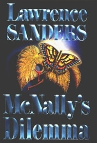 McNally's Dilemma | Sanders, Lawrence | First Edition Book