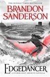 Edgedancer by Brandon Sanderson | Signed UK First Edition Book