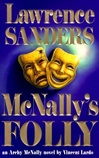 Sanders, Lawrence - McNally's Folly (First Edition)