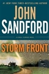 Storm Front | Sandford, John | Signed First Edition Book