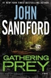 Sandford, John - Gathering Prey (Signed First Edition)