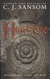Sansom, C. J. - Heartstone (Signed First Edition UK)